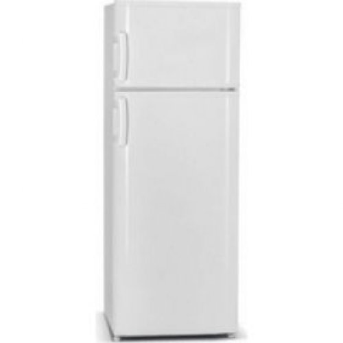 ROBIN RT-260 Ψυγείο Δίπορτο Λευκό 213lt - A+ - (Υ x Π x Β: 145 x 54 x 60cm) 0017776