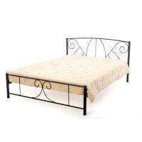 FYLLIANA 827-91-014 Κρεβάτι Σιδερένιο Καφέ 90x200εκ.