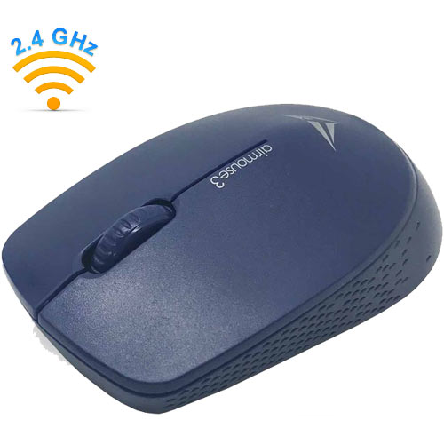 ALCATROZ AM3BL Wireless 2.4G Airmouse 3 Blue