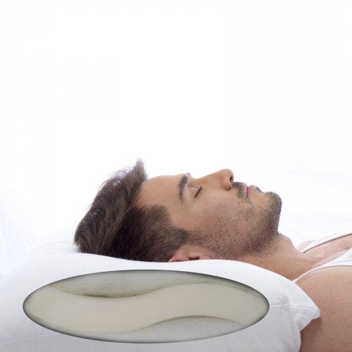 FYLLIANA 869-91-004 Μαξιλάρι Ύπνου Snoring ( Κατά Του Ροχαλητού) 50x70εκ. 0017607