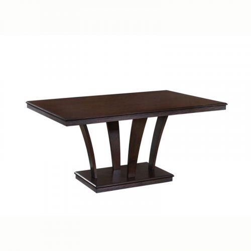 FYLLIANA 929-26-006 Τραπέζι Τραπεζαρίας ΜΗ61324 Καρυδιά 150x90x74 εκ.