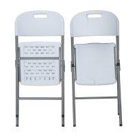 FYLLIANA 377-91-011 Καρέκλα Συνεδρίου-Catering 57x46x83 Πτυσσόμενη