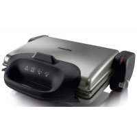 PHILIPS HD4467/90 Tοστιέρα-Ψηστιέρα 2000W